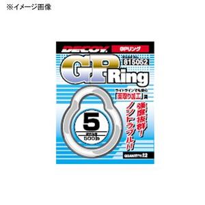 カツイチ(KATSUICHI) DECOY GPリング スイベル