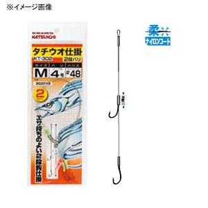 カツイチ(KATSUICHI) タチウオ仕掛 KT-302