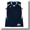 Champion(チャンピオン) CBLR2201 ウィメンズゲームシャツ XO N(ネービー)