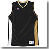 Champion(チャンピオン) CBR2203 ゲームシャツ Men's L K(ブラック)