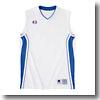 Champion(チャンピオン) ジュニアゲームシャツ 170 WA(ホワイト×アメリカンブルー) CBYR2031
