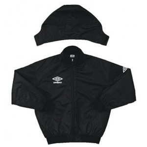 【送料無料】UMBRO(アンブロ) UAA4011 ウォーマージャケット M BLK(ブラック)