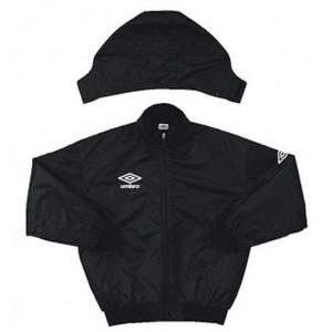 【送料無料】UMBRO(アンブロ) UAA4011 ウォーマージャケット O BLK(ブラック)