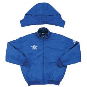 【送料無料】UMBRO(アンブロ) UAA4011 ウォーマージャケット L BLU(ブルー)