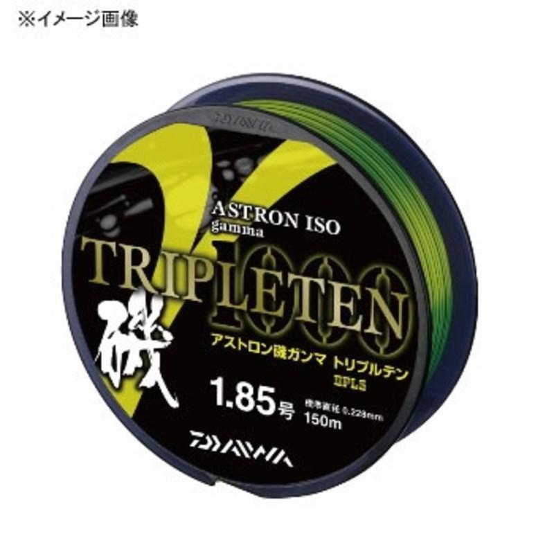 ダイワ(Daiwa) アストロン磯ガンマ トリプルテン 160m 2.25号 ブラックマーキングイエロー 4691045