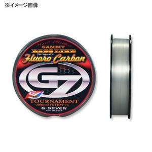 ジーセブン(G-SEVEN) TOURNAMENT GENE(トーナメントジーン)フロロカーボン 150m GTGF04 ブラックバス用フロロライン