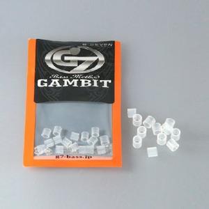 アウトドア&フィッシング ナチュラムジーセブン(G-SEVEN) ワームプロテクトチューブ 3.5 GWT035