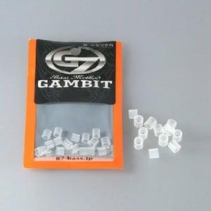 アウトドア&フィッシング ナチュラムジーセブン(G-SEVEN) ワームプロテクトチューブ 4 GWT004