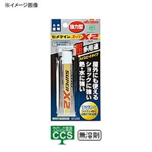 セメダイン(CEMEDINE) スーパーX2 20ml クリア AX-067