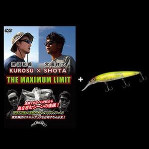 NORIES(ノリーズ) DVD Vol.4 スペシャルパッケージ KURUSU×SHOTA タダマキ112付 10952 フレッシュウォーターDVD(ビデオ)