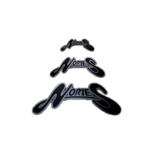 NORIES(ノリーズ) ロゴステッカー01 1032
