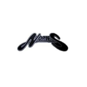 NORIES(ノリーズ) ロゴステッカー01 1034
