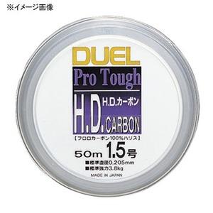 デュエル(DUEL) H.D.カーボン 50m 6号 クリアー H814
