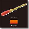 C.C.Baits(シーシーベイツ) アジソフトR 2.5インチ オレンジグロー