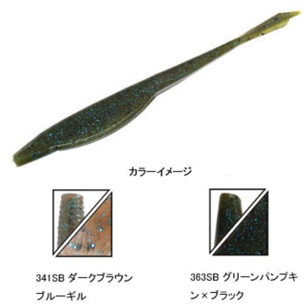 ゲーリーヤマモト(Gary YAMAMOTO) DDD-SHAD(トリプルディーシャッド) J121-07-341SB ピンテール