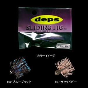 デプス(Deps) SLIDING JIG(スライディングジグ) ラバージグ