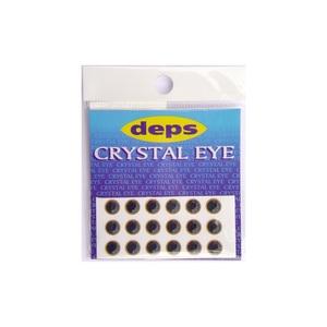 デプス(Deps) クリスタルアイ 直径4.8mm ブラウン