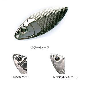 デプス(Deps) カスタムブレード ウィロー #4.5 S(シルバー)