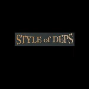 デプス(Deps) スタイルオブデプスカッティングステッカー ステッカー