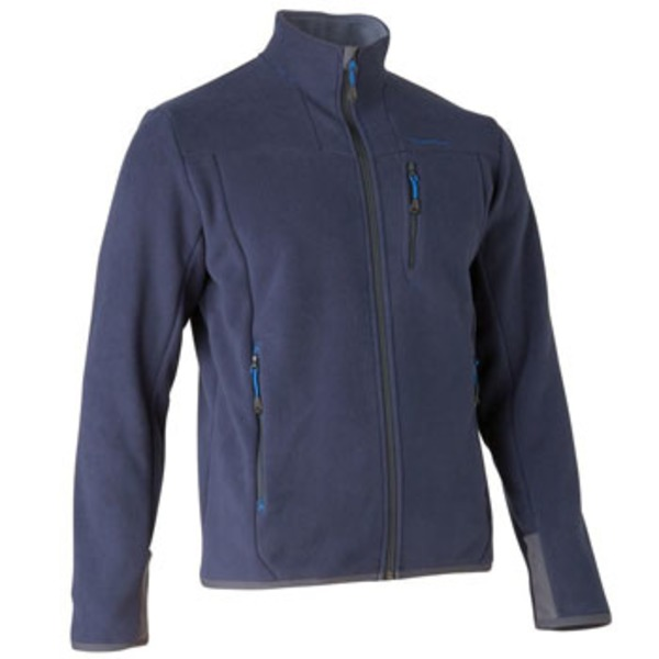Quechua(ケシュア) FORCLAZ 500 フリース フルジップ メンズ 8189204-1406317 メンズフリースジャケット