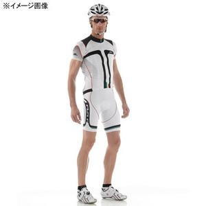 【送料無料】GSG(ジェッセージ) SPEED ショートスリーブジャージ XL ホワイト