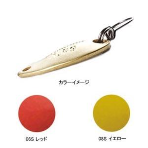 シマノ(SHIMANO) カーディフエリアスプーン ロールスイマー 1.8g 08S(イエロー) TR-018K
