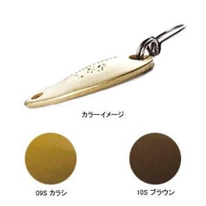 シマノ(SHIMANO) カーディフエリアスプーン ロールスイマー 1.8g 10S(ブラウン) TR-018K