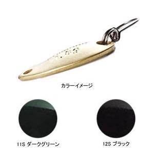 シマノ(SHIMANO) カーディフエリアスプーン ロールスイマー 1.8g 12S(ブラック) TR-018K