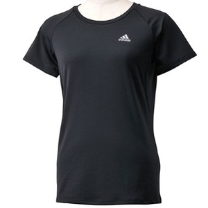 adidas(アディダス) AT UV S/S T Women's OT (Z46211)ブラック AJP-CA884