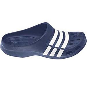 【送料無料】adidas(アディダス) デュラモ クロッグ 25.5cm (G62583)ネイビーxホワイトxネイビー AJP-G62583