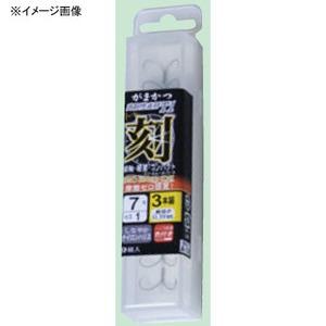 がまかつ(Gamakatsu) ハードケース T1刻(トキ)3本錨 釣6/ハリス0.8 A139