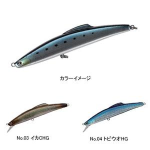 タックルハウス(TACKLE HOUSE) シブキ V159ls 159mm No.04 トビウオHG