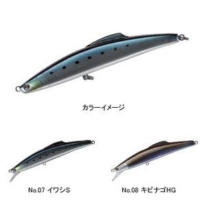タックルハウス(TACKLE HOUSE) シブキ V159ls 159mm No.07 イワシS