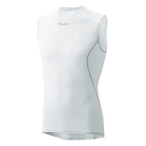 パールイズミ(PEARL iZUMi) クールフィットドライノースリーブ Men's M ホワイト 111-5-M