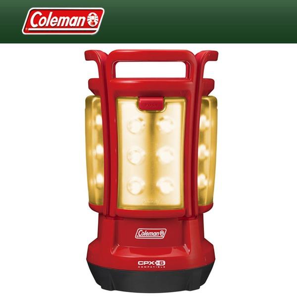 Coleman(コールマン) CPX6クアッドLEDランタン 最大379ルーメン 充電式/単一電池式 2000013183 電池式
