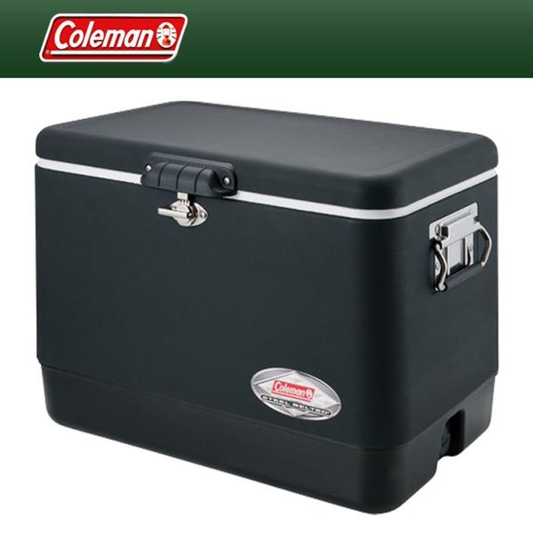Coleman(コールマン) 54QTスチールベルトクーラー 3000002019 キャンプクーラー50~99リットル