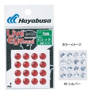 ハヤブサ(Hayabusa) 無双真鯛 フリースライド ライブアイシール