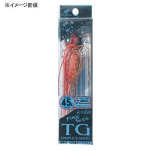 ハヤブサ(Hayabusa) 無双真鯛 フリースライド TGヘッド コンプリートモデル 45g #1(シュリンプレッド) SE123