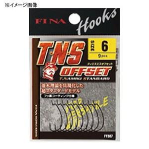 フィナ(FINA) T.N.S オフセット FF307 ワームフック(オフセット)