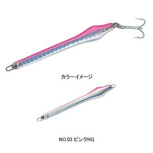タックルハウス(TACKLE HOUSE) 回遊魚捜査一課 ナブラ刑事 40g NO.03 ピンクHG