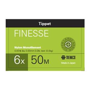 ティムコ(TIEMCO) フィネスティペット 50m 6X