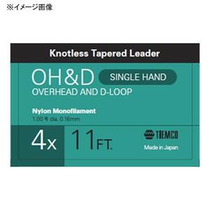 ティムコ(TIEMCO) OH&Dリーダー シングル 11フィート 5X