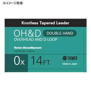 ティムコ(TIEMCO) OH&Dリーダー ダブル 14フィート 01X