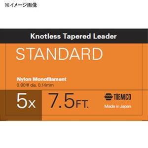 ティムコ(TIEMCO) リーダースタンダード 7.5フィート 6X ステルスグレー