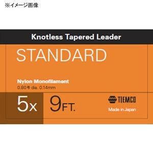 ティムコ(TIEMCO) リーダースタンダード 9フィート 3X ステルスグレー