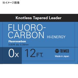 ティムコ(TIEMCO) フロロリーダー ハイエナジー 12フィート 02X クリアー