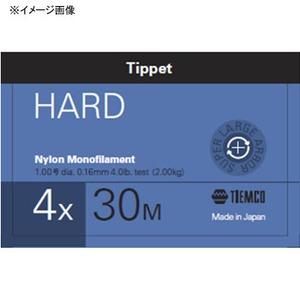 ティムコ(TIEMCO) ハード ティペット 30m 6X クリア