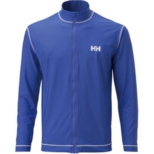 HELLY HANSEN(ヘリーハンセン) HH81303 L/S FULLZIP LOOSE RASHGUARD Men's HH81303 メンズ&男女兼用ラッシュガード