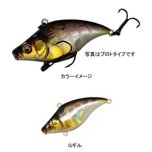 メガバス(Megabass) NEW VIBRATION-X Jr.(RATTLE-IN)