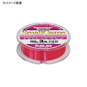 サンライン(SUNLINE) ソルトウォータースペシャルスモールゲームMONO 150m 2.5lb ベニーピンク